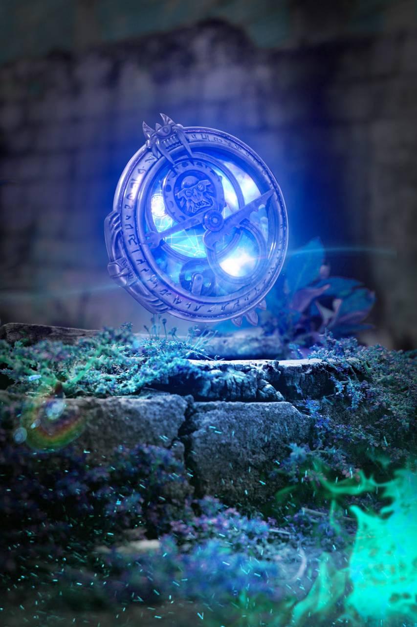 trollhunters Amuleto