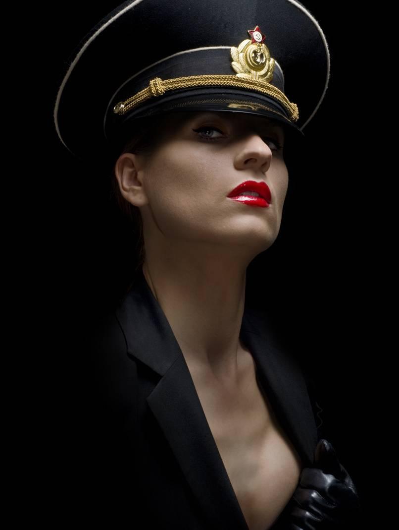Ot Lady Cop