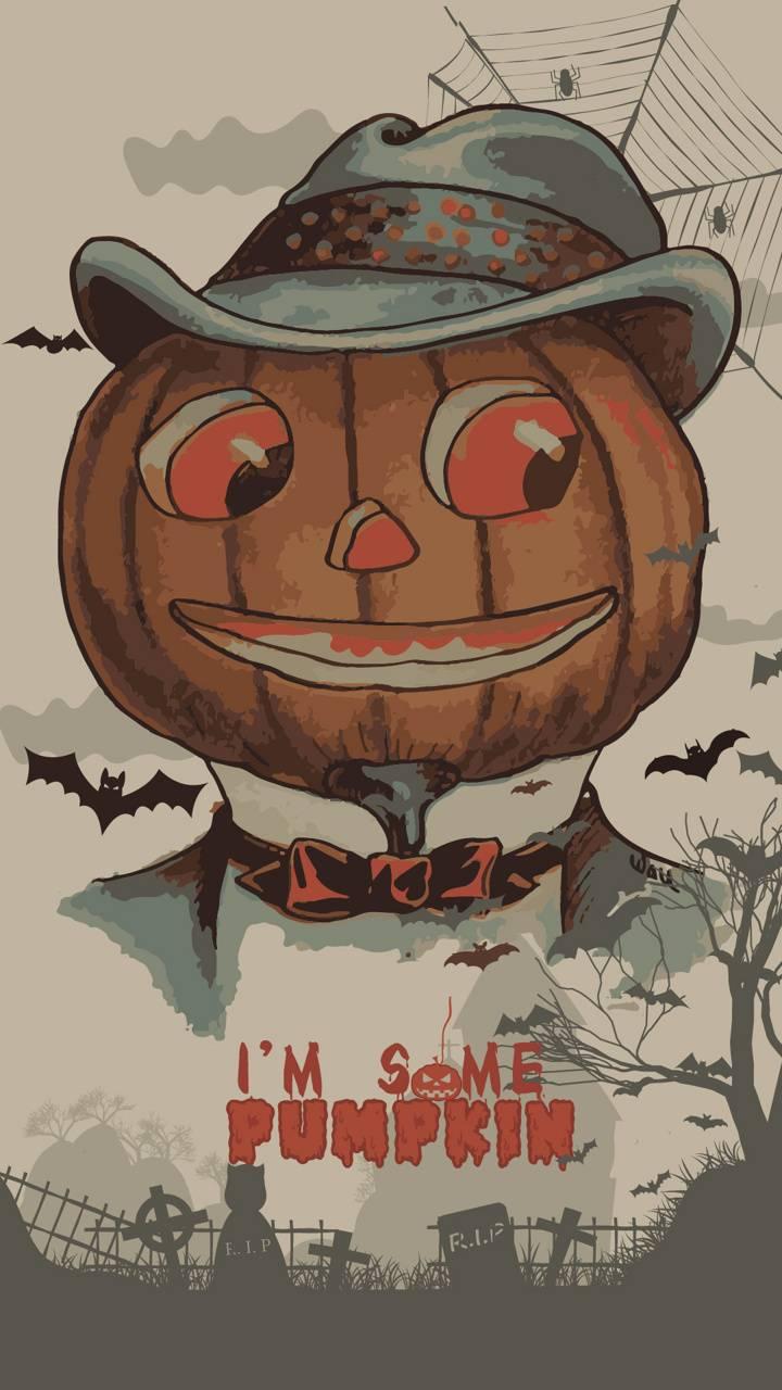 I am Some Pumpkin