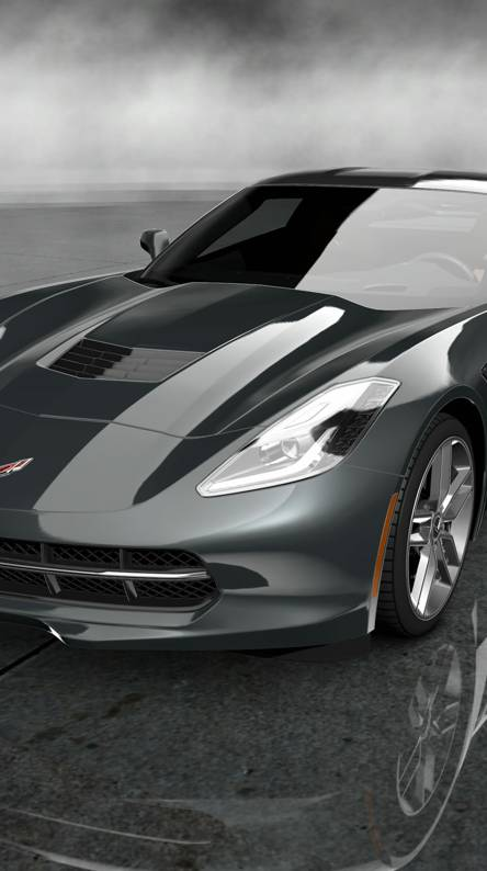 Corvette Stingray Wallpapers