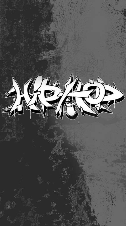 Hip Hop Graffiti 4k