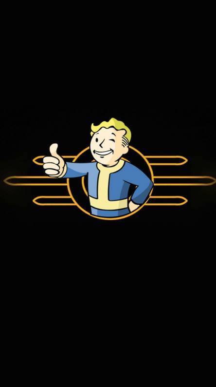 Fallout - Vaultboy