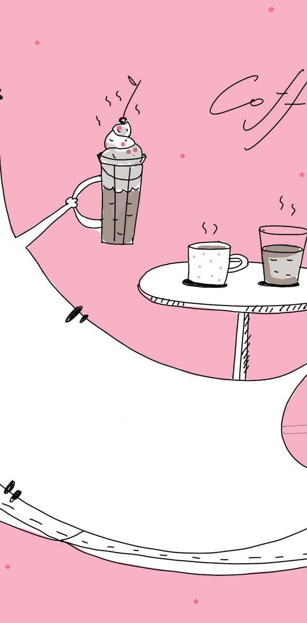 EDRAC AND COFFEE
