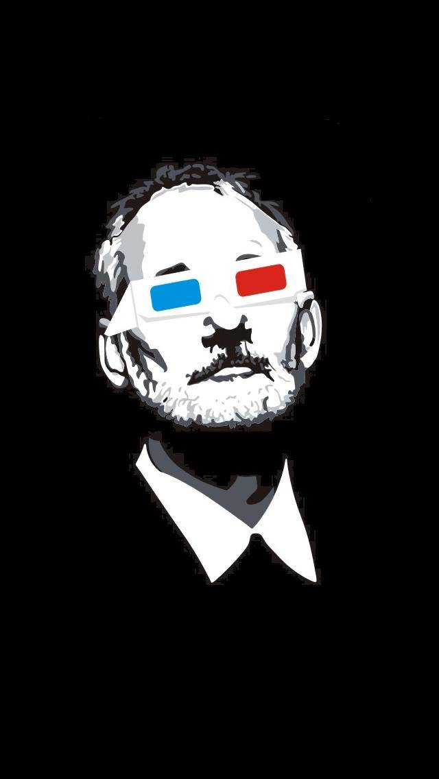 BILL MURRAY CHIVE 3D