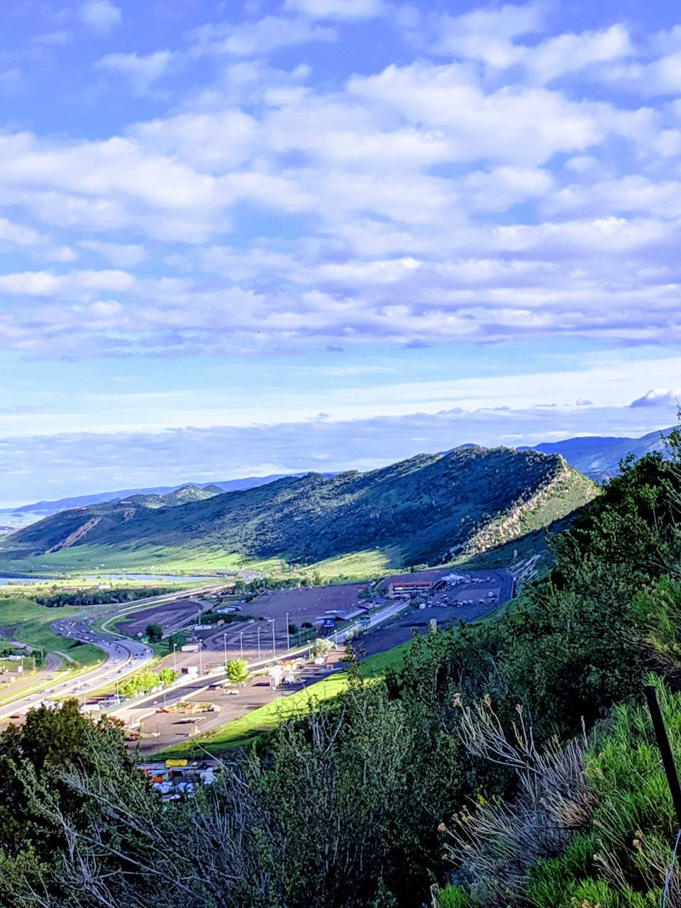 Dinosaur Ridge CO