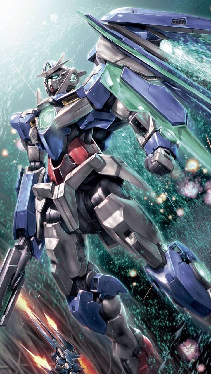 Gundam Oo Wallpaper By Iv2315 C3 Free On Zedge