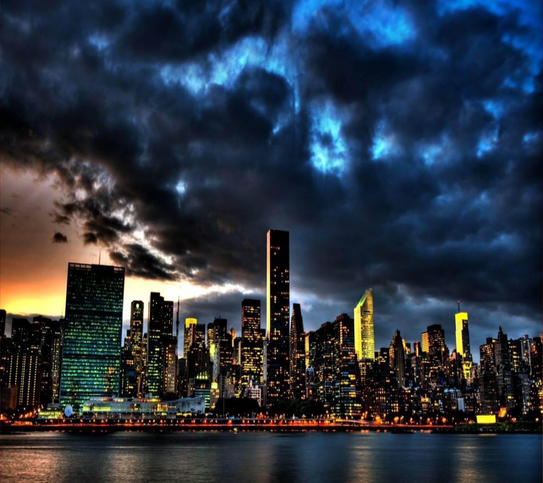 Newyork Night Hd
