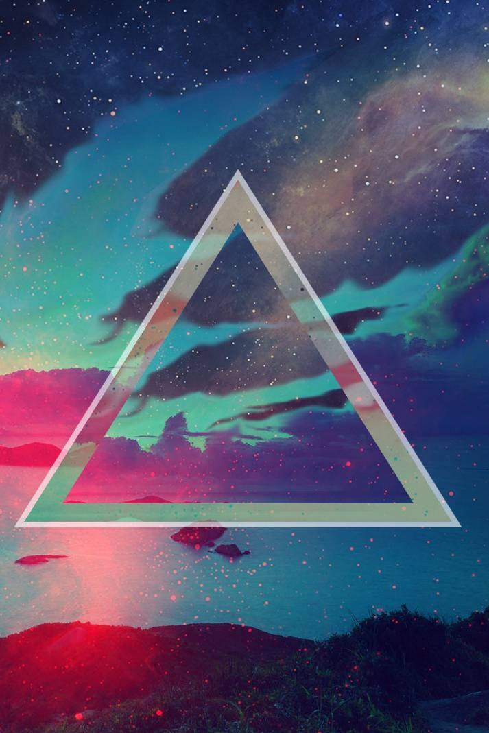Hipster Triangle Wallpaper By Skateboy 54 Free On Zedge