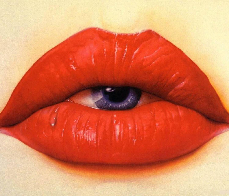 Lips Eye