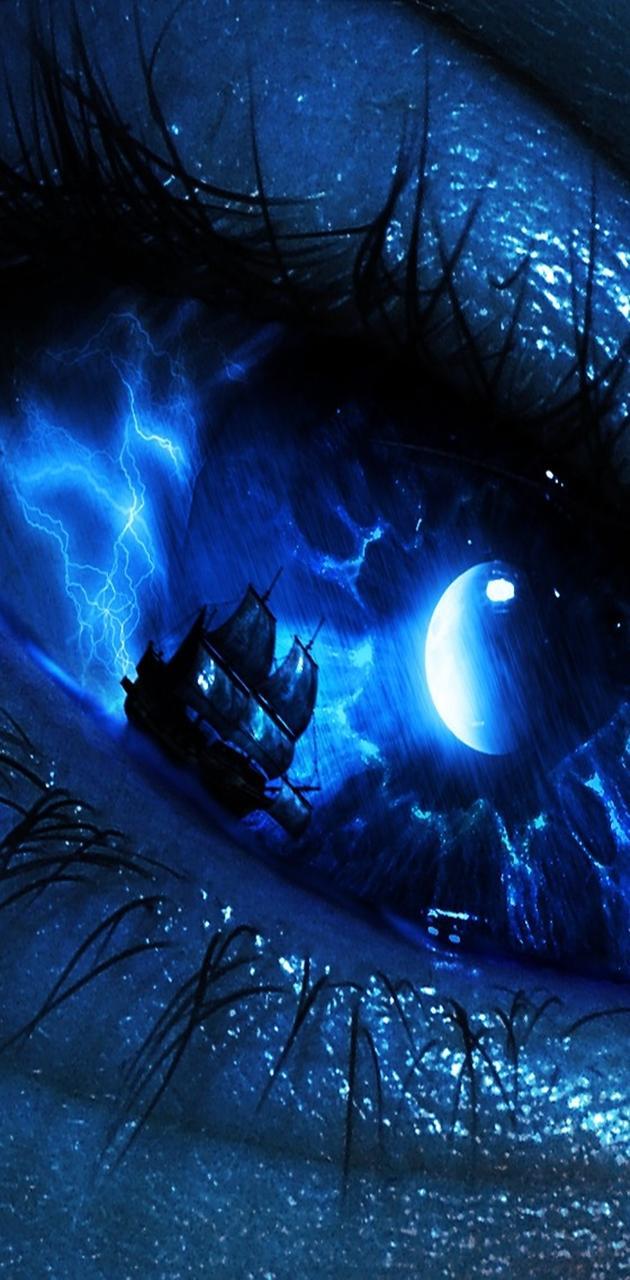 Crystal Blue Eye