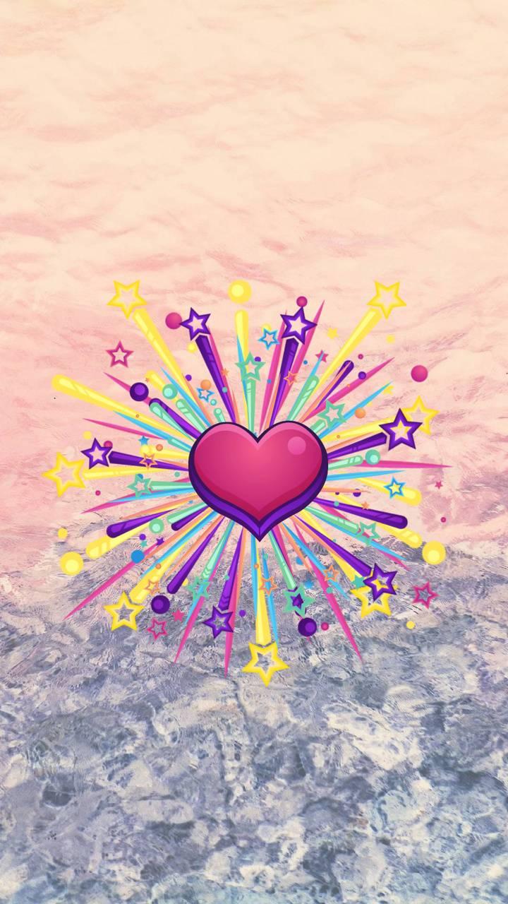 Burst Of Love