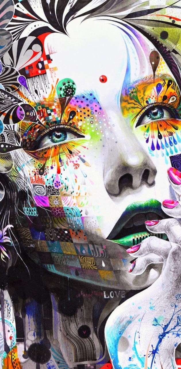 graphic girl