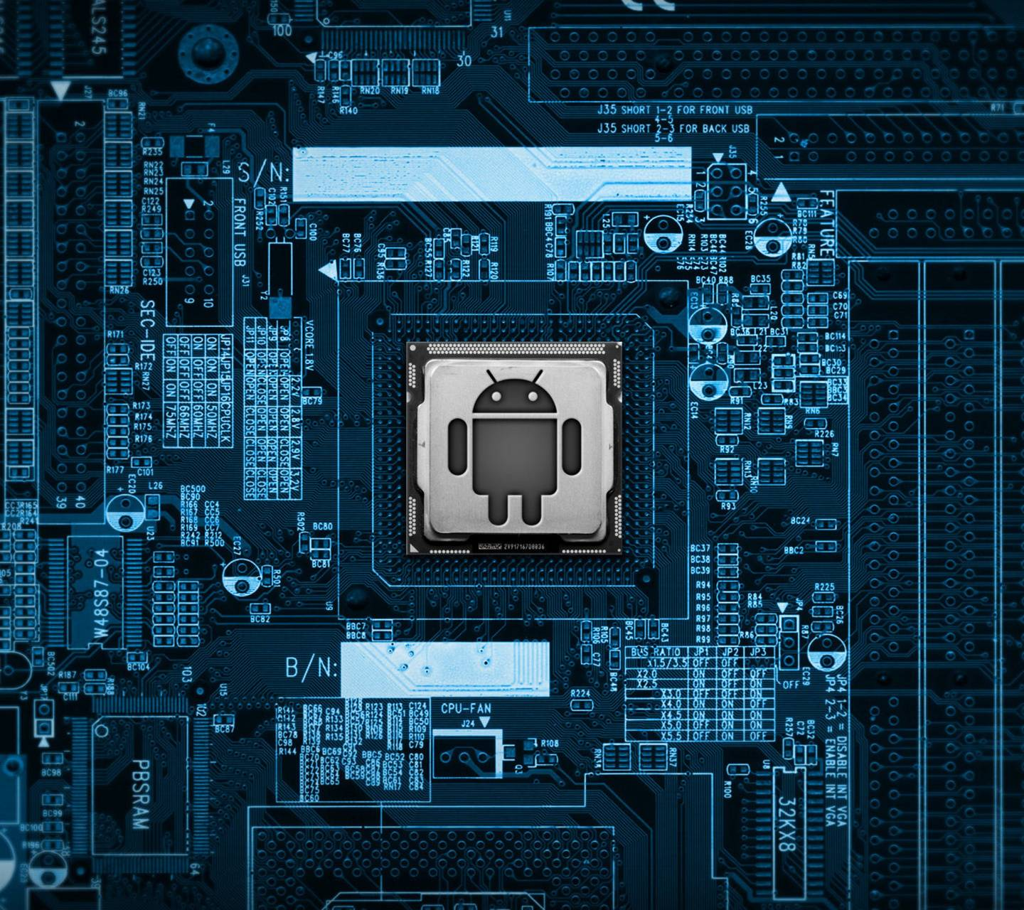 Android Chipset