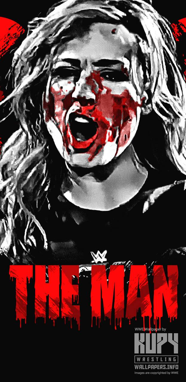 Becky Lynch THE MAN