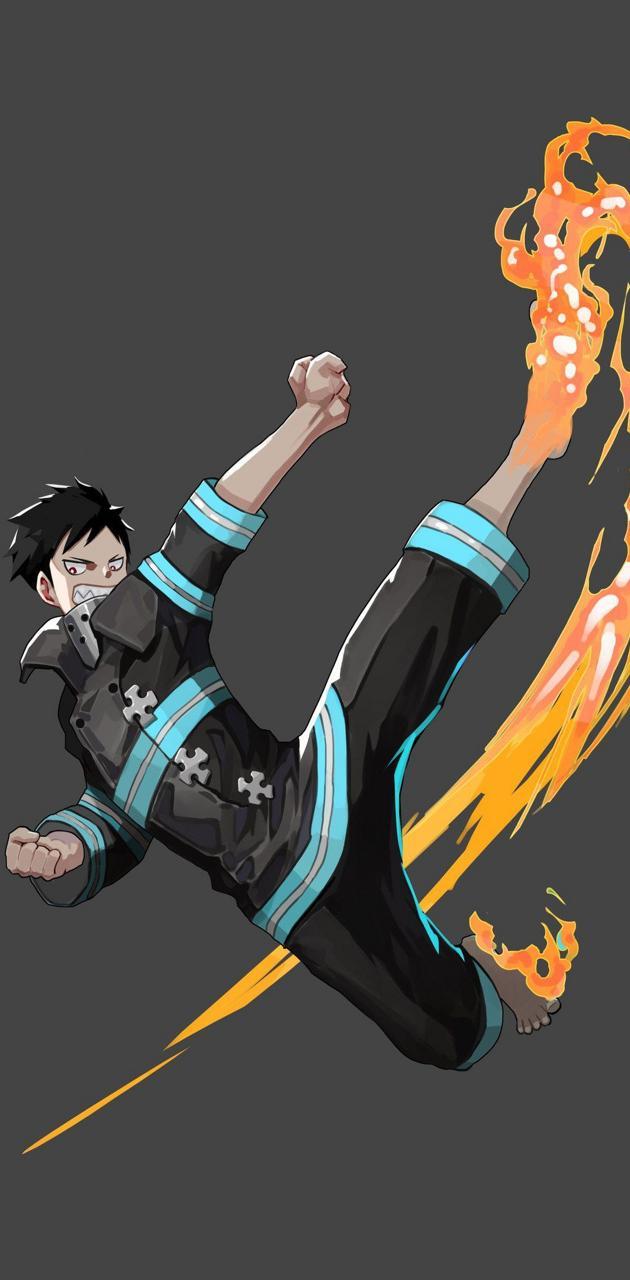 Fire Force - Shinra