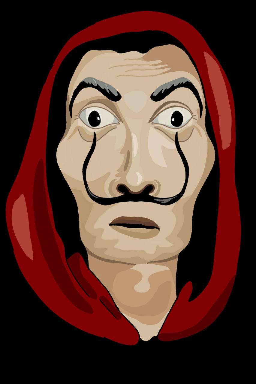 Dali mask