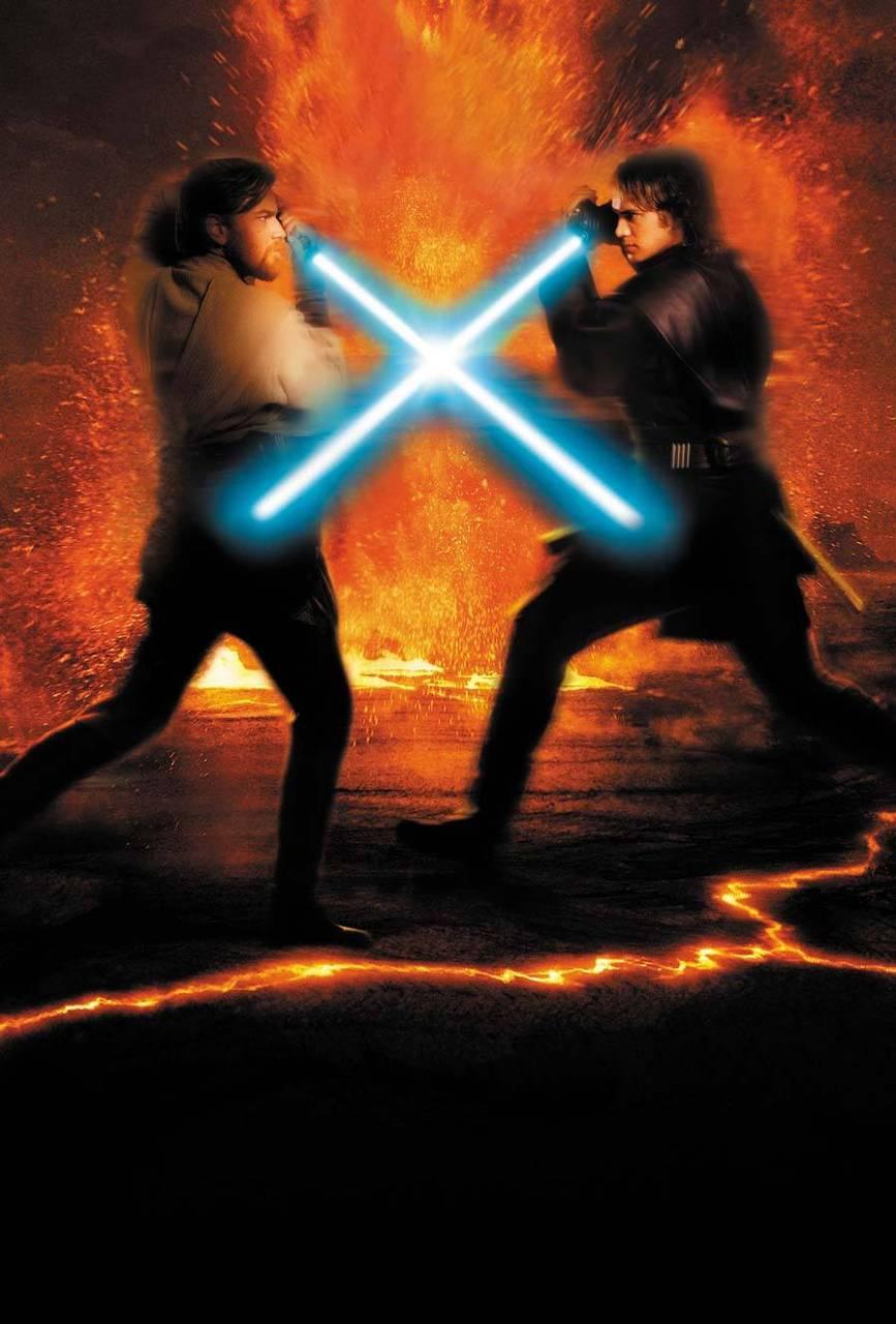 Obi Wan Vs Anakin Wallpaper By Darthbaren 59 Free On Zedge