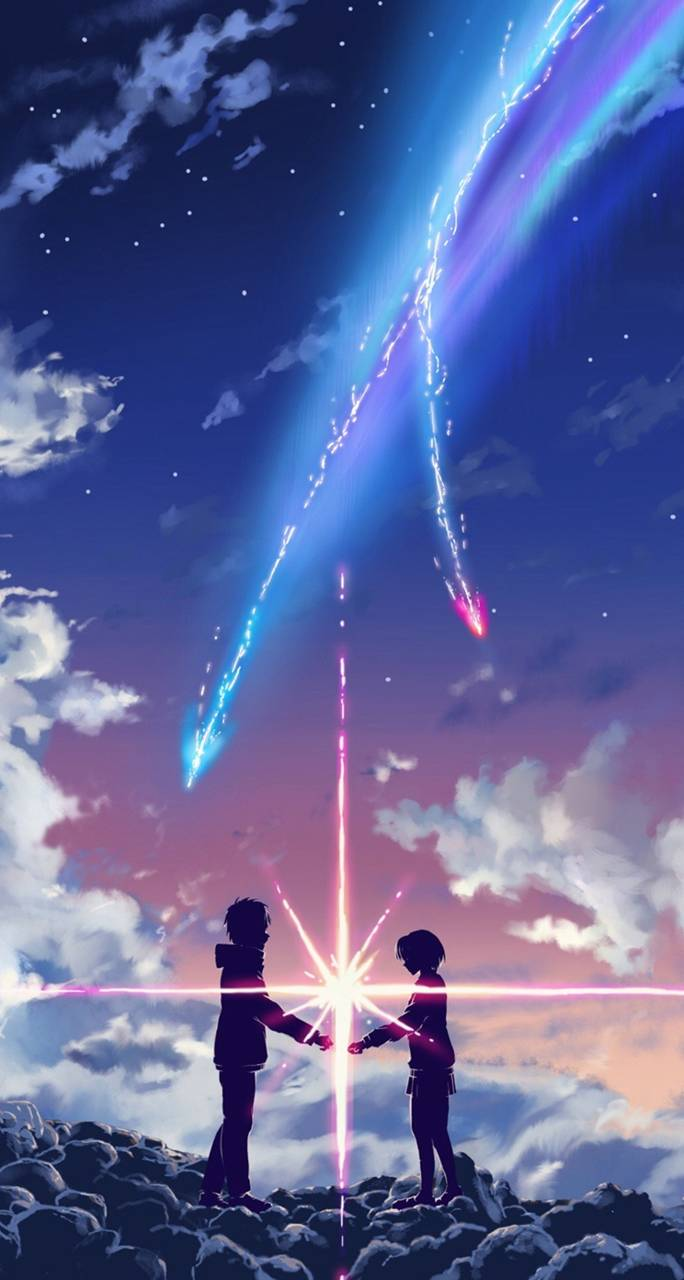 Your Name Wallpaper By Fican1 9d Free On Zedge