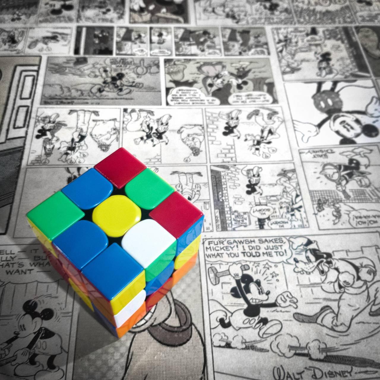 Cubo Rubik Mickey
