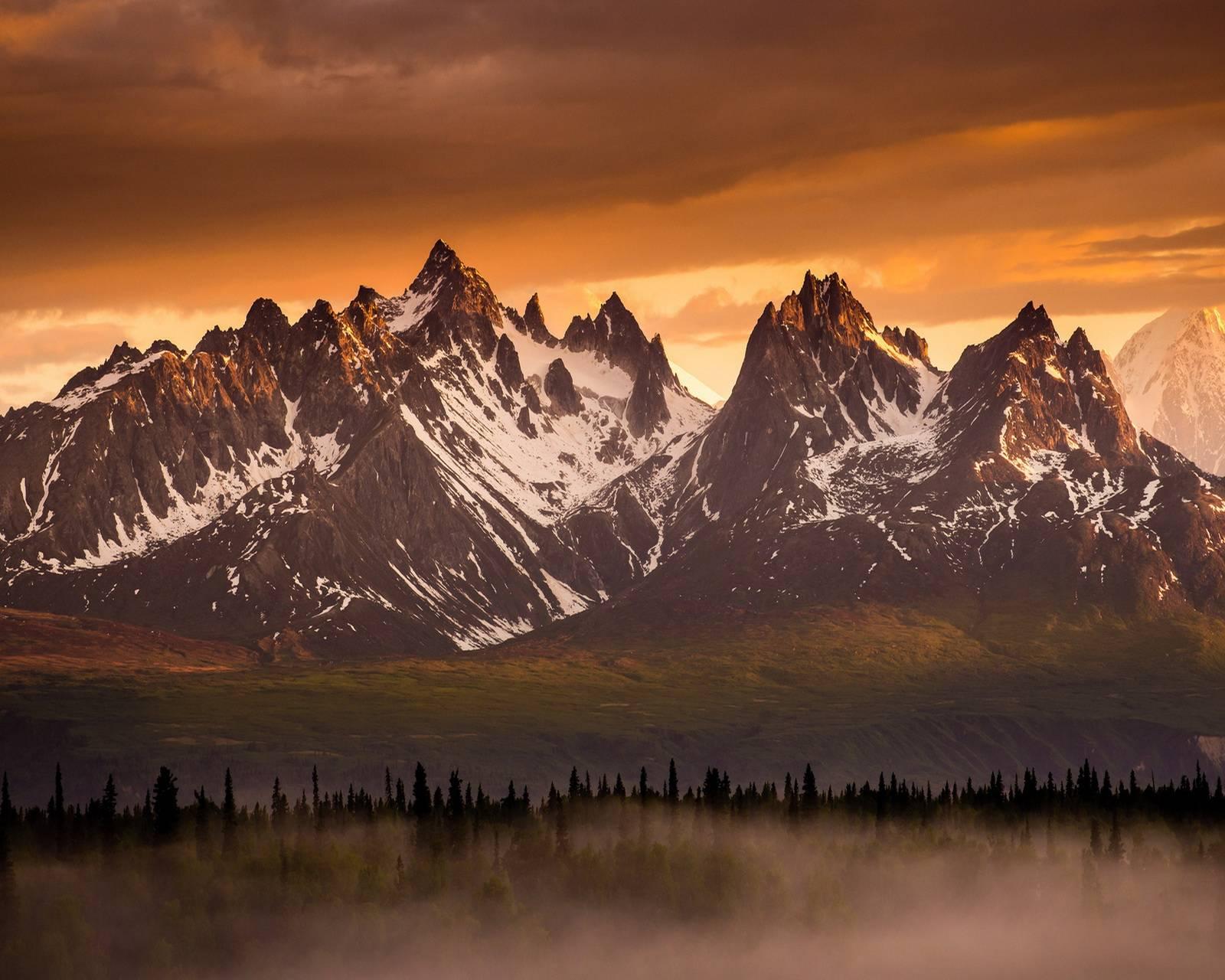 Mountains View Hd