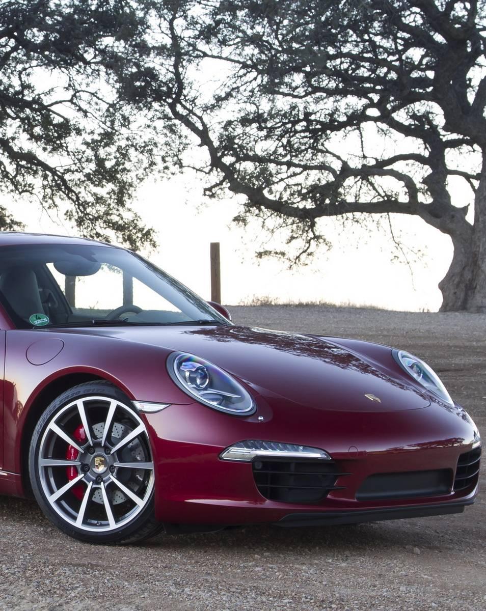 Porsche 2012