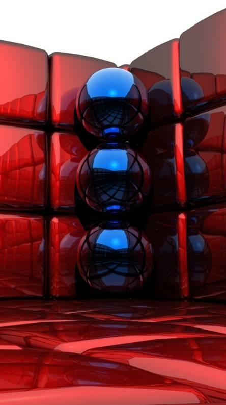 balls cubes