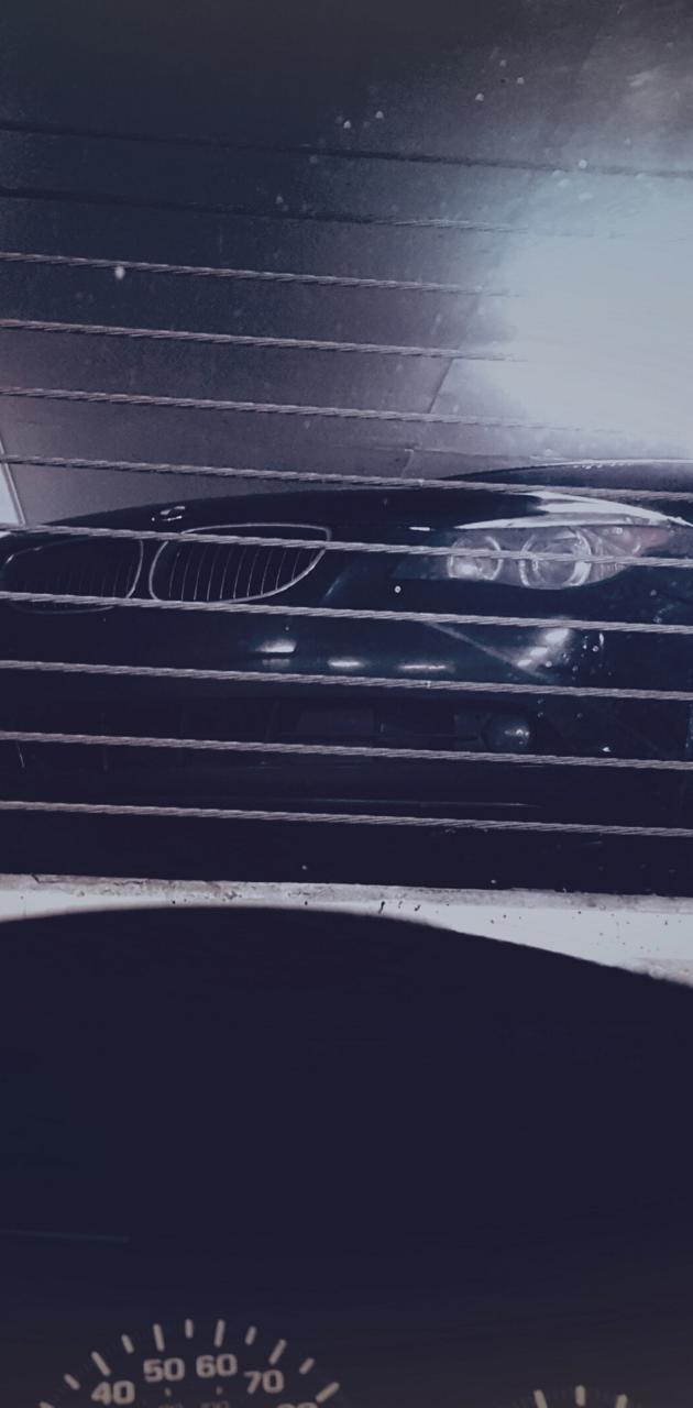 BMW Looking Down