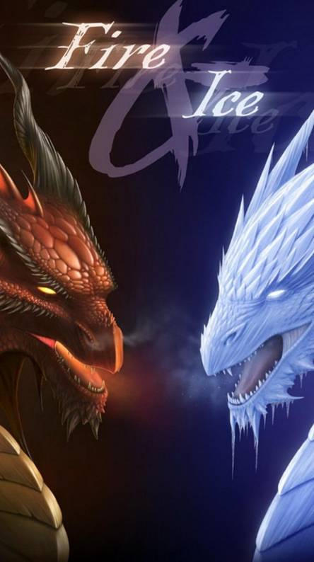 ice dragon wallpapers free by zedge