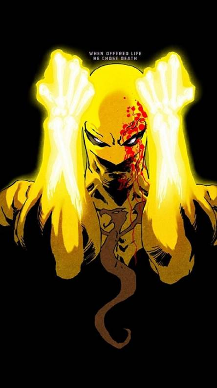 Iron Fist Wallpapers Free By Zedge