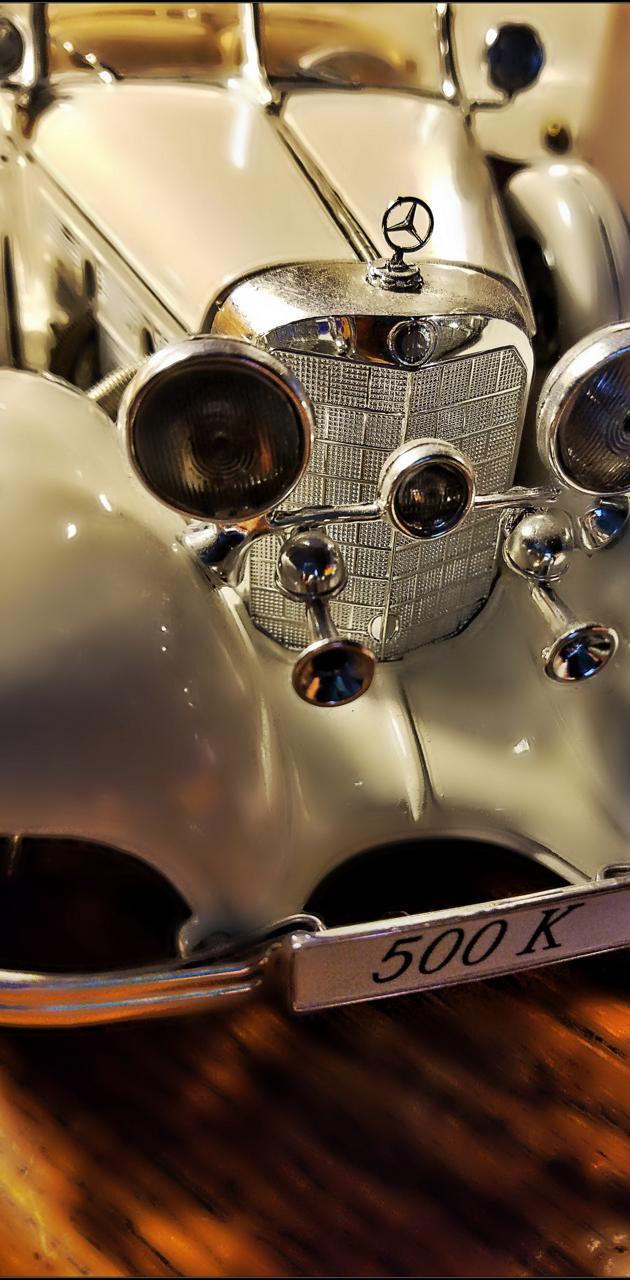 1936 MBenz 500k