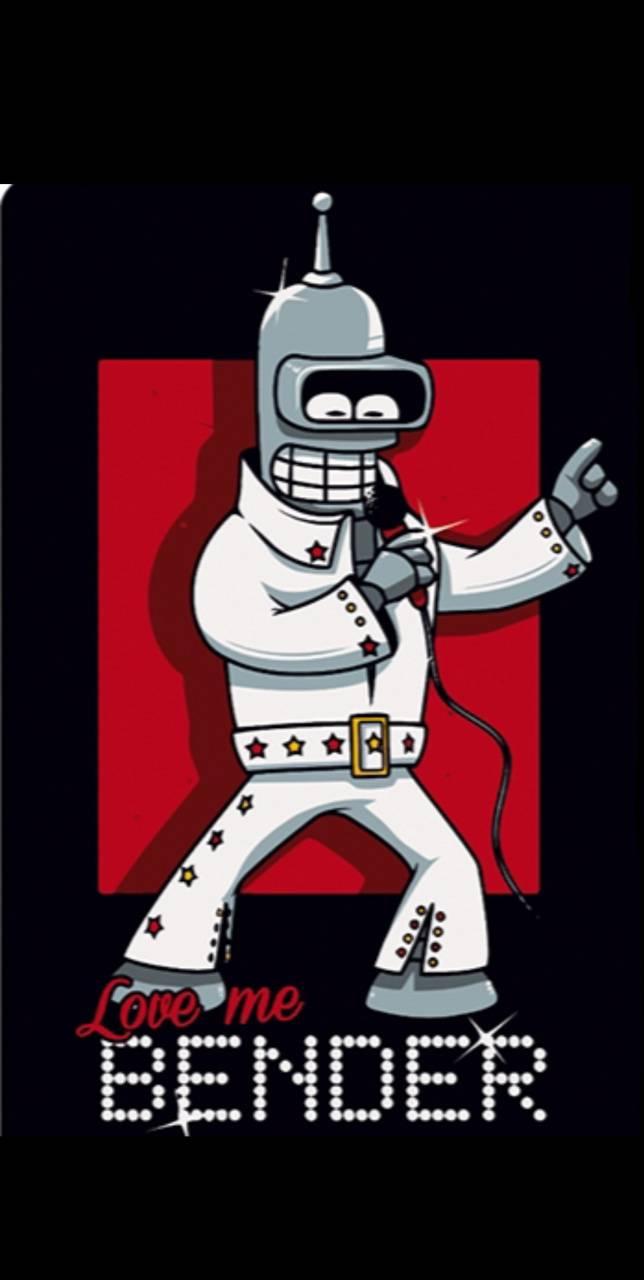 Elvis Bender