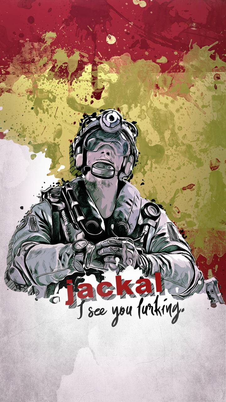 Jackal Operator Wallpaper By Trax1m D6 Free On Zedge