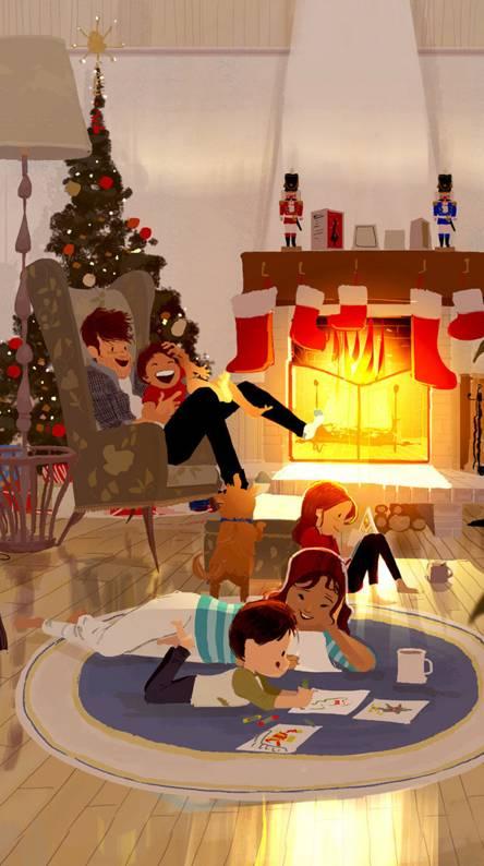 Familys Christmas