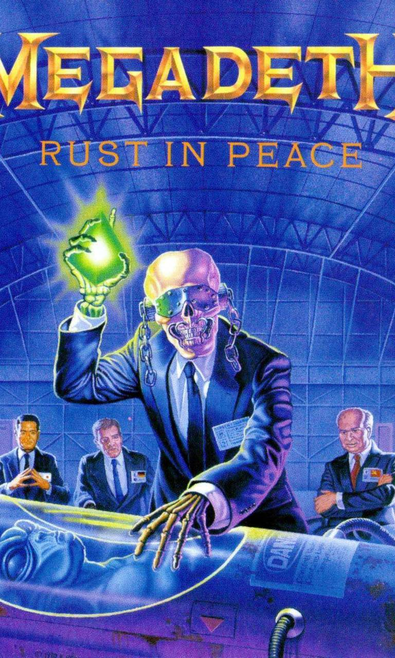 Rust In Peace Wallpaper By Ryuuk6 6d Free On Zedge