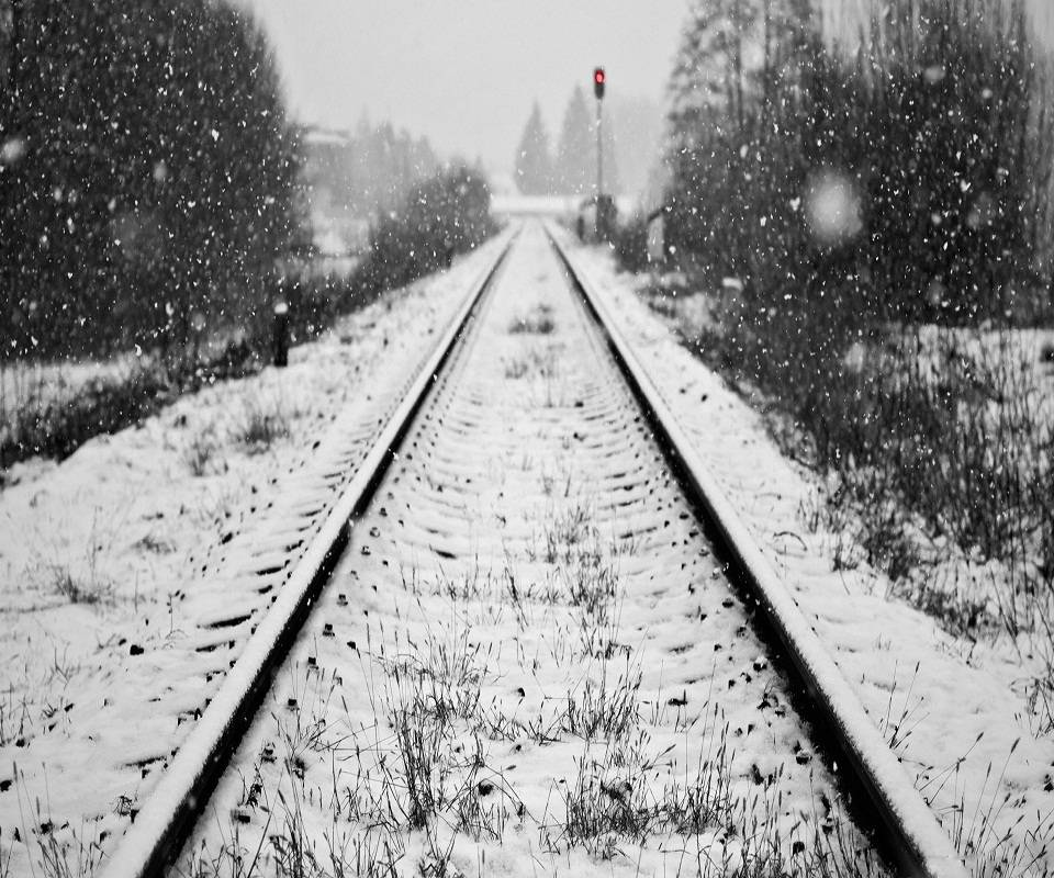 Winter Railway