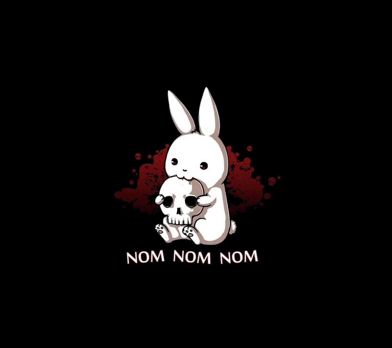 Evil Bunny Wallpaper By Zaragil 0d Free On Zedge