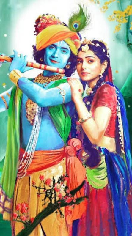 Radha Krishna Serial Ringtones And Wallpapers Free By Zedge