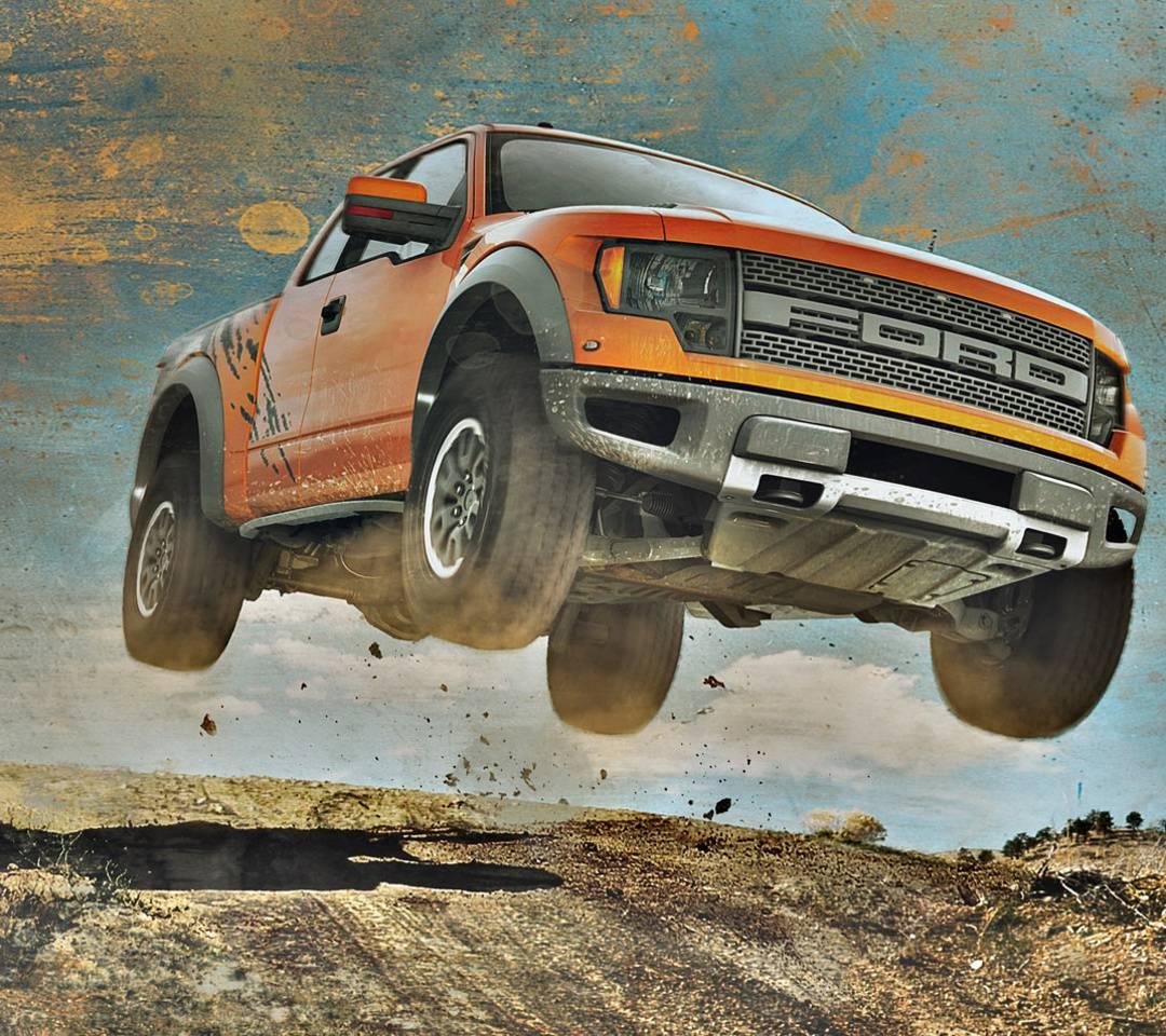 Ford Raptor Baja