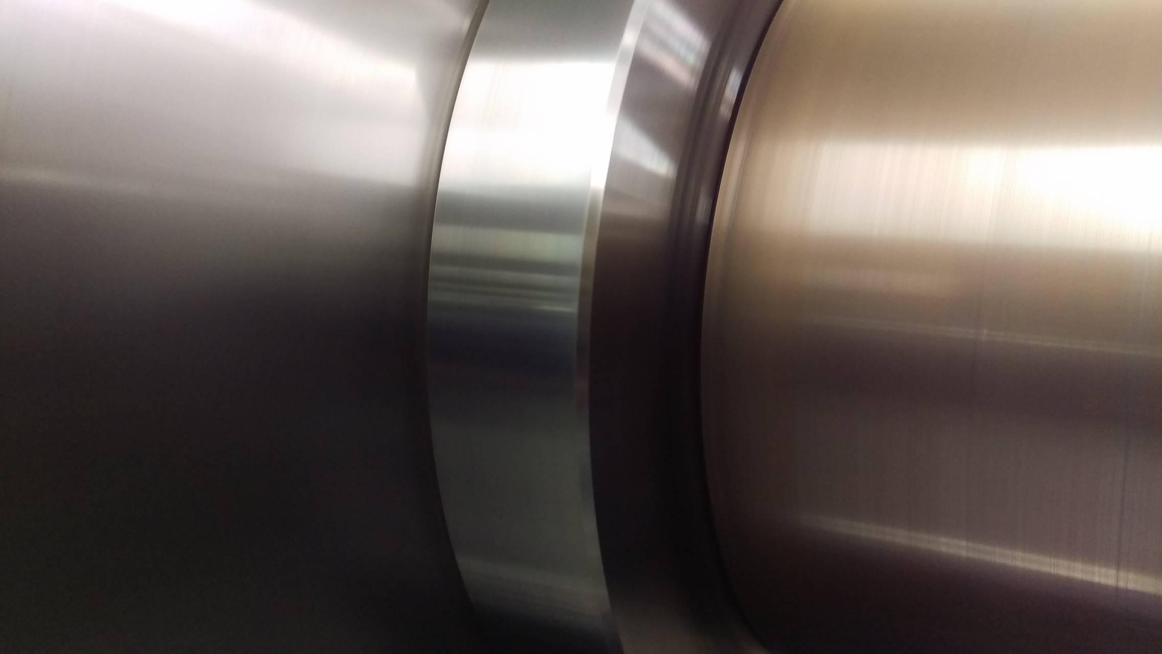 Spinning Steel