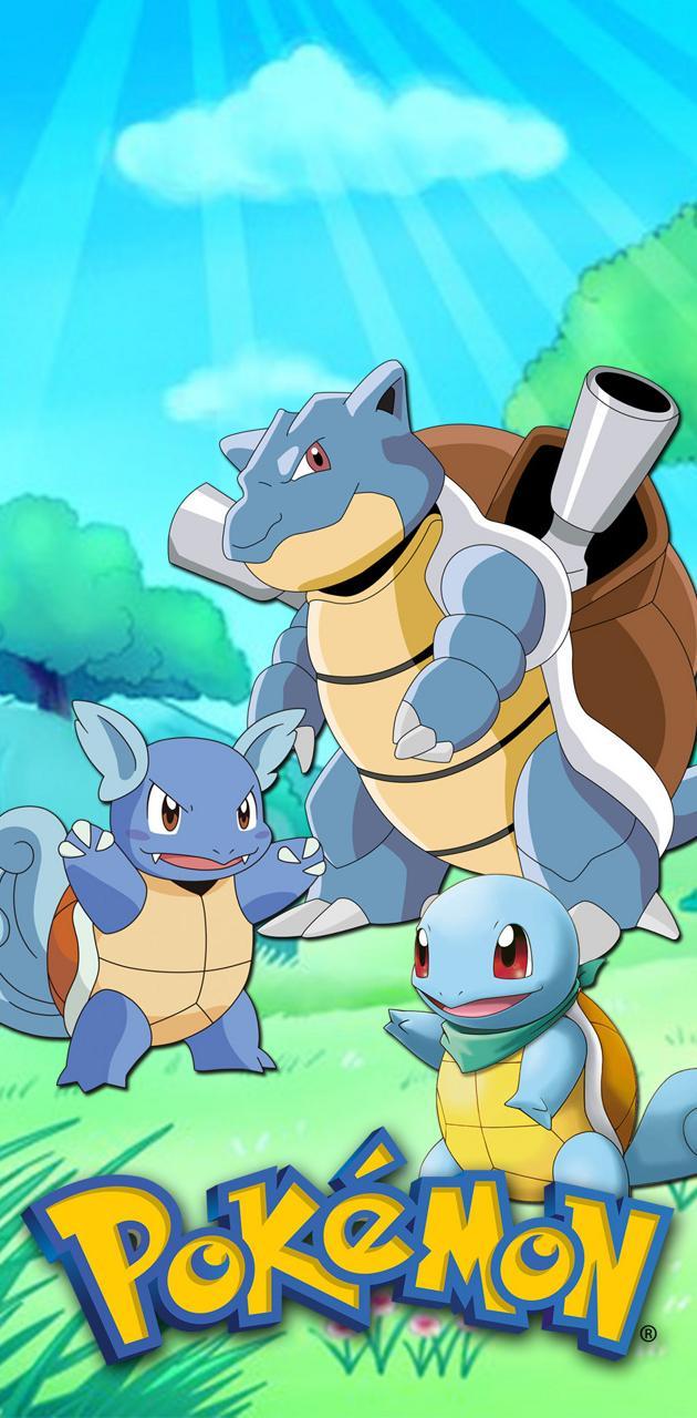 Squirts Pokemon