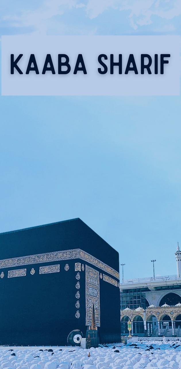 Kaaba Sharif Wallpaper