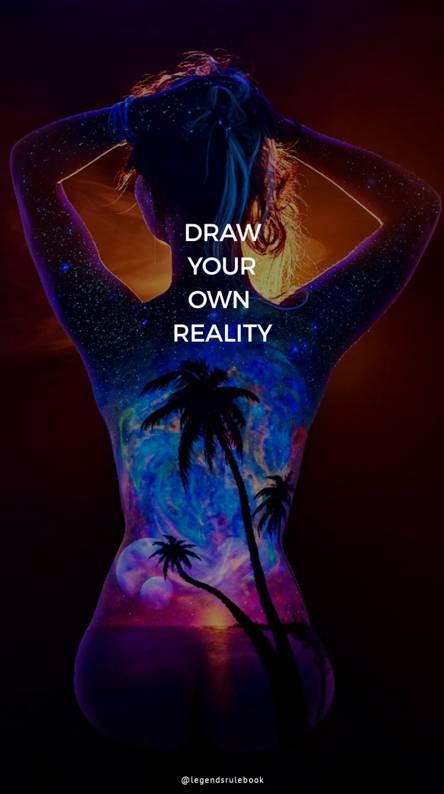 Draw reality