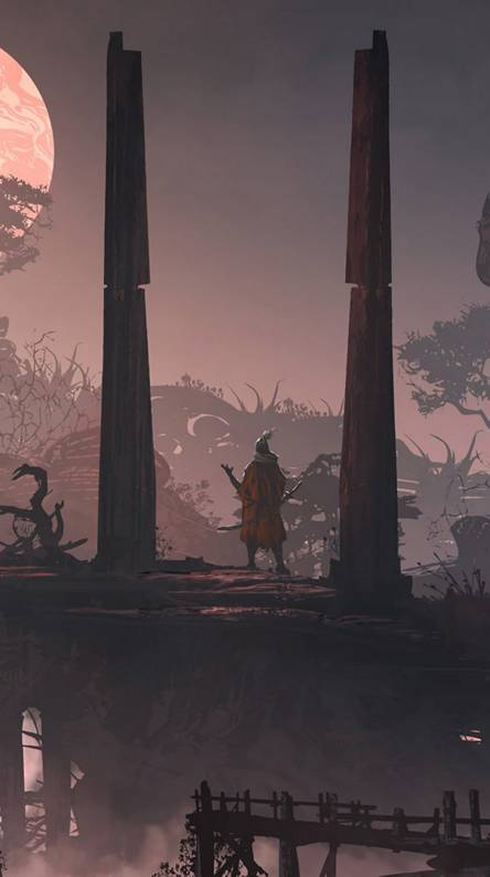 Sekiro Shadows Die Twice Ringtones And Wallpapers Free By