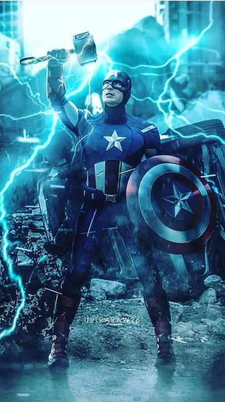 Captainamerica Wallpapers Free By Zedge