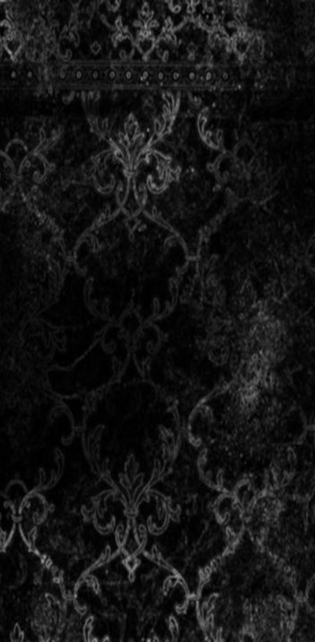 Black Silver Pattern