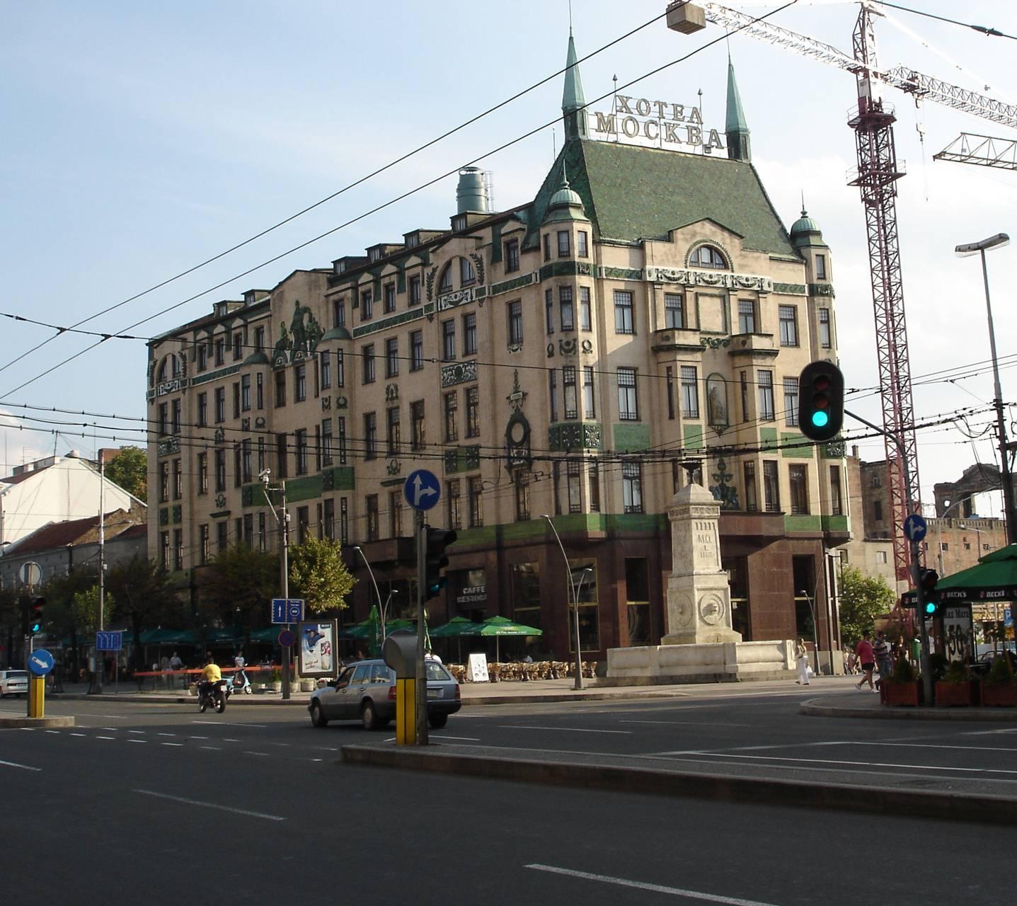 Belgrade-moskva