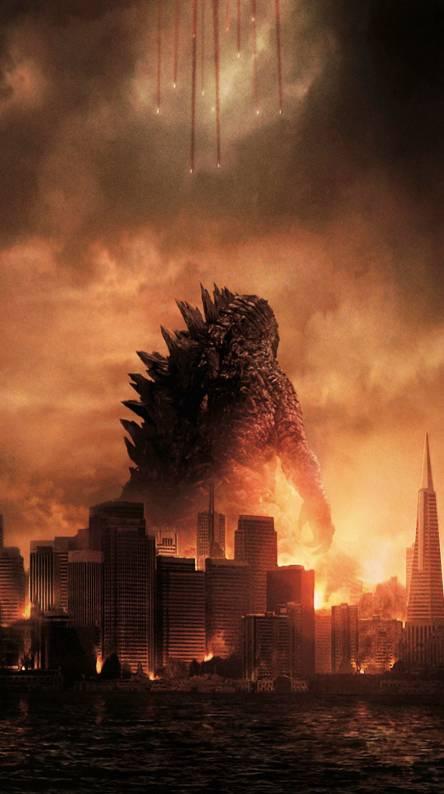 Godzilla hd