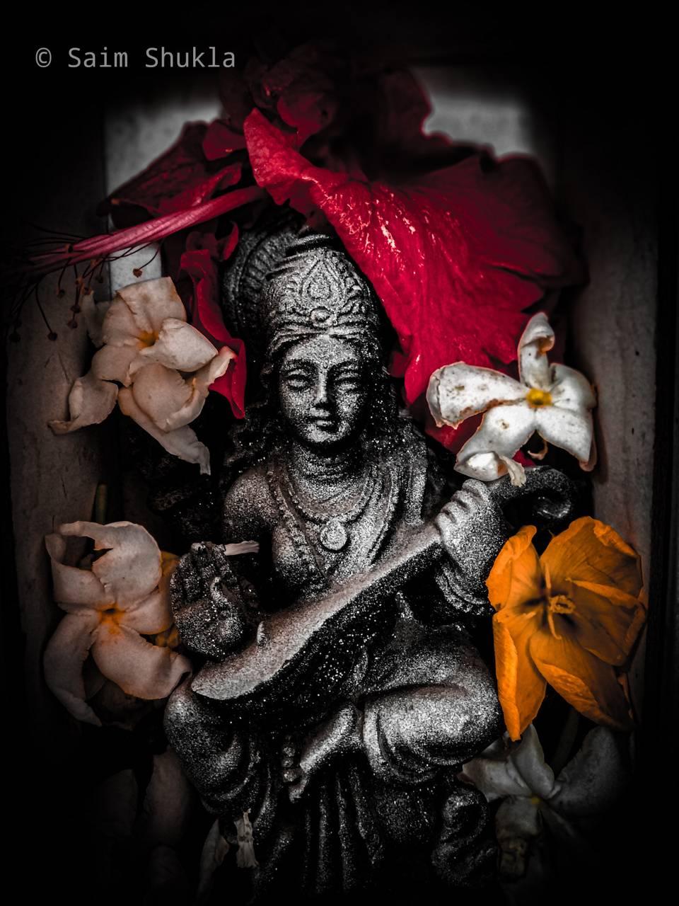 Goddes saraswati