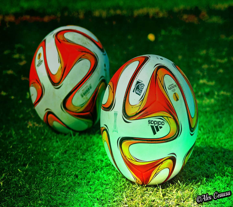 Europa League Balls