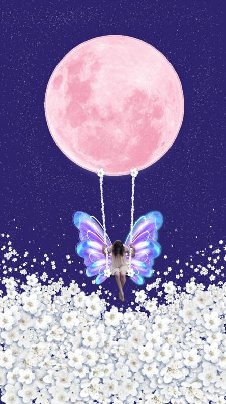 Moonlit FlowerFairy